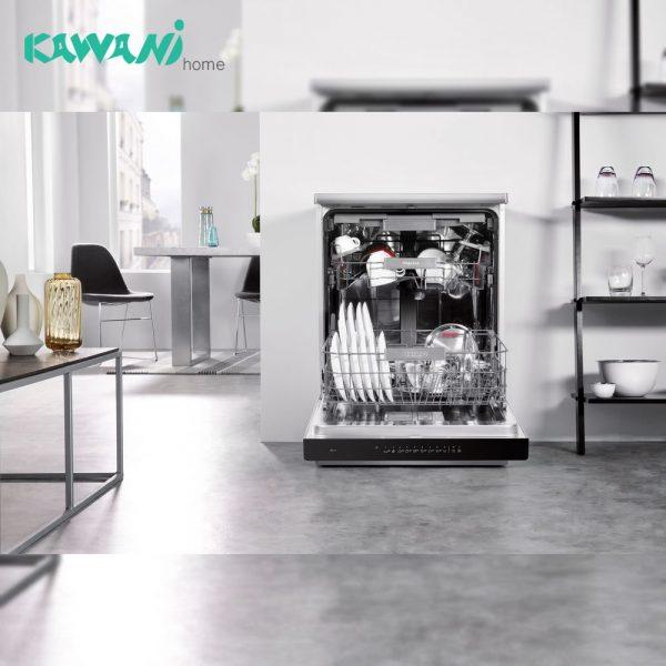 ماشین ظرفشویی ویرپول مدل WFC 3C 26 FX