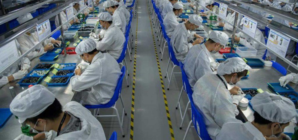 چرا اجناس در چین ساخته می شوند؟