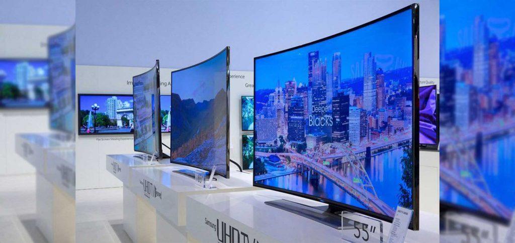 خرید انواع تلویزیون