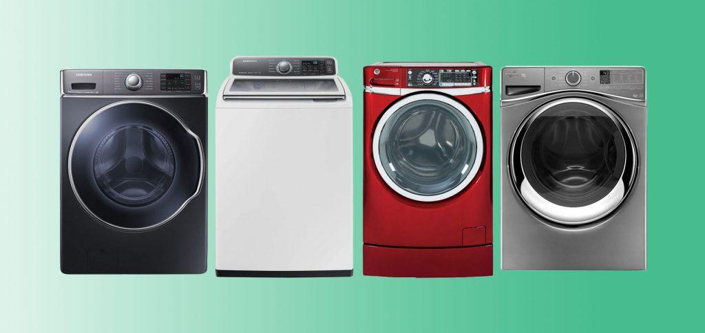 خرید انواع ماشین لباسشویی