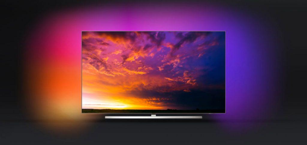 تلویزیون OLED 854 فیلیپس در بهترین تلویزیون های گیمینگ