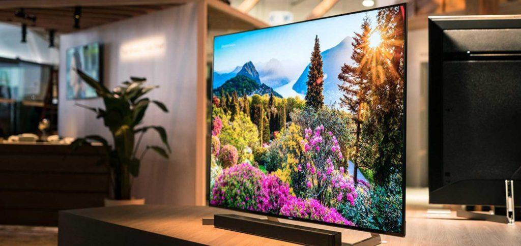 تلویزیون X900F سونی در بهترین تلویزیون های گیمینگ