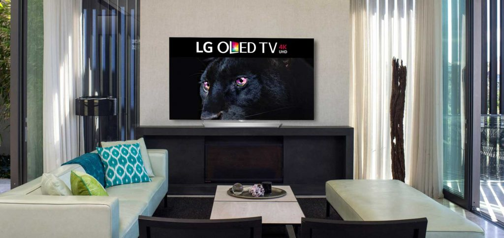 تلویزیون LG B9 OLED در بهترین تلویزیون های گیمینگ